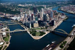 Pittsburgh-The City of Bridges