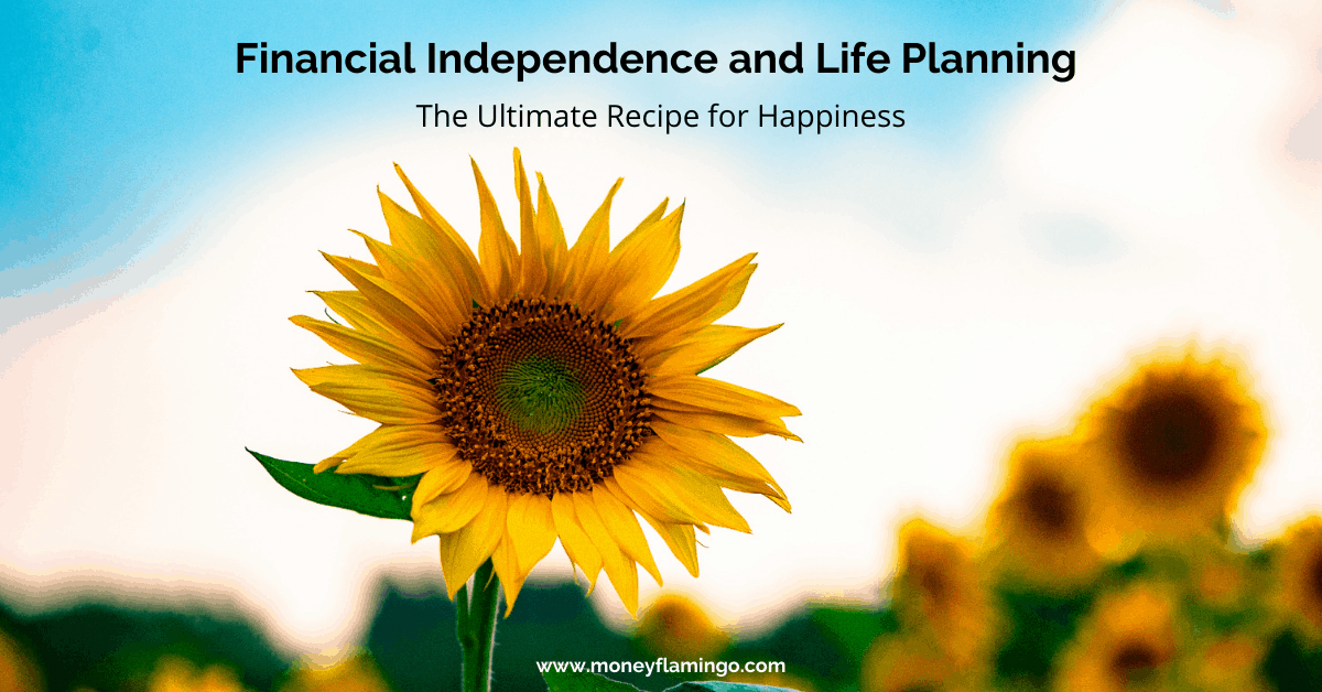 Life Planning is essential for Financial Independence Success and Happiness. Design a lifestyle that is in line with your goals to create real meaning and fulfillment in your life - long before you reach FIRE.