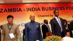 Zambia, India trade exceeds US$1bn target