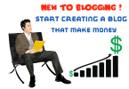 Create blog that make money