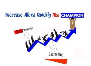 How to Improve Alexa rank Quickly