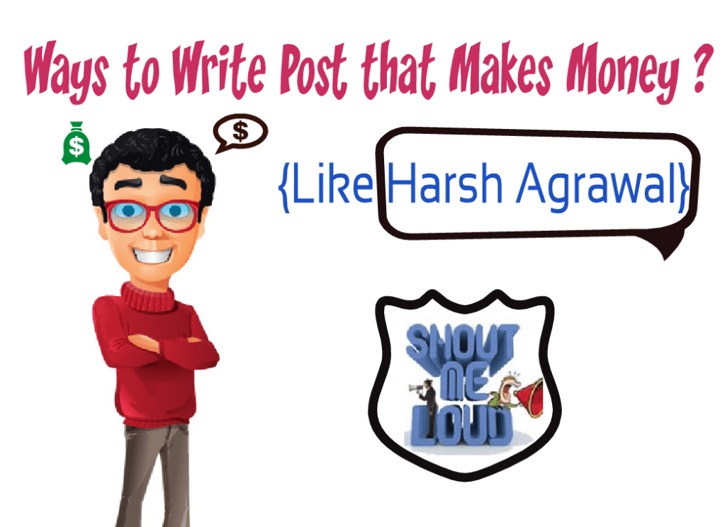 How to Write blog Post That makes Money