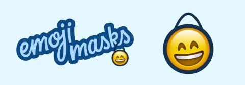 Emoji masks logo