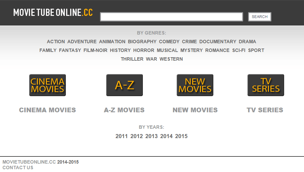 Movie Tube Online CC