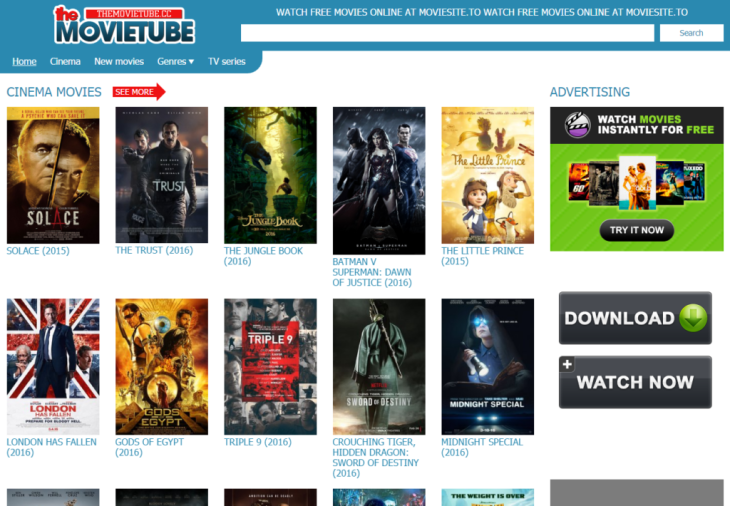 The Movie Tube Watch Free Movies Online