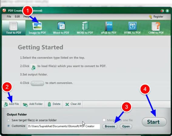 iStonsoft PDF Creator Review