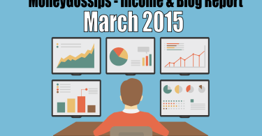 March 2015 Income report