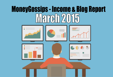 March 2015 Income report