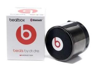 Spy Beat Box Bluetooth Mini Speaker