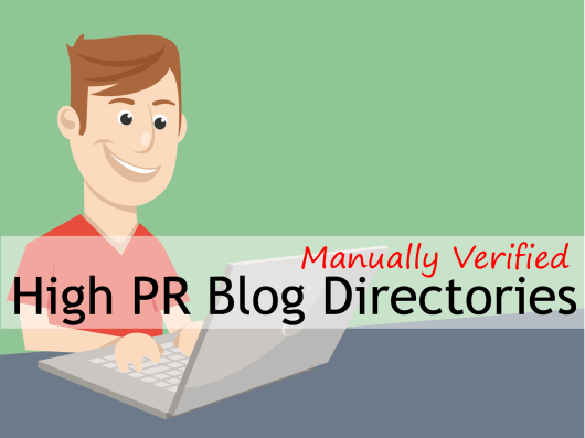HIGH PR Blog Directories Sites Lists 2015