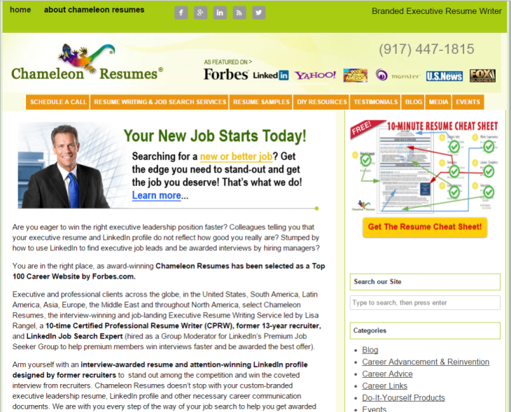 Resume Writing Services Comparison Review Who Provides Best Resumes