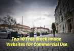 List of Websites to get Free Images for Commercial Use