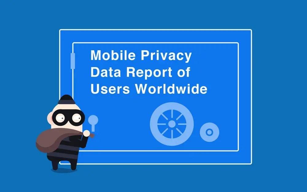 Mobile Privacy Data Report