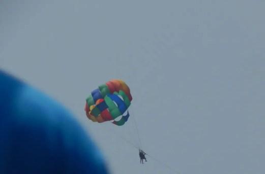 Paragliding in Goa