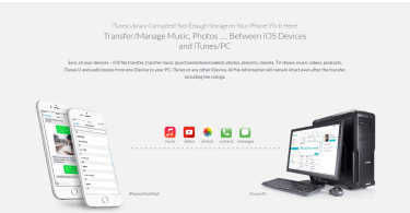 TunesGo Retro iOS Transfer and Manager