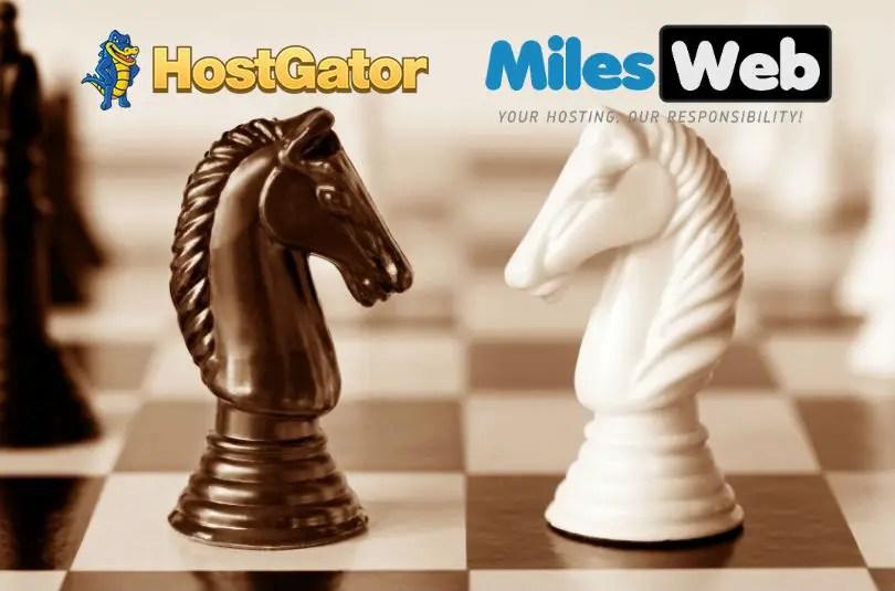 Milesweb VPS Vs Hostgator VPS