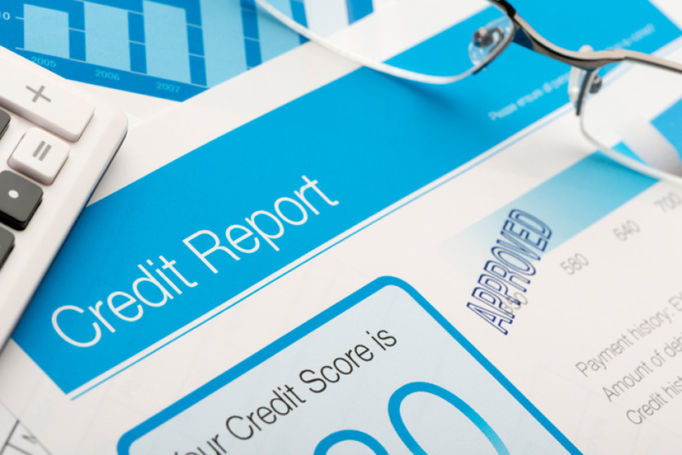 Credit Card Score Report
