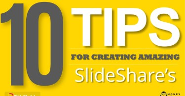 10 Tips For Creating Amazing Slideshare