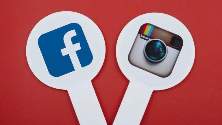 Facebook and Instagram Updates