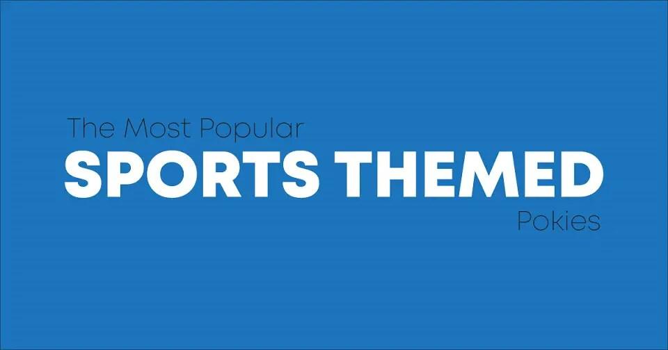 Sports Theme Pokies