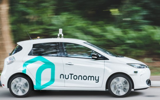 """Singapore Technology """"Grab"""" Partners with Driverless Car Manufacturers"""