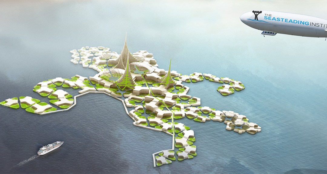 5 Things You Need To Know About The Floating City Project
