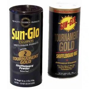 12 Cans Of Speed 2 Tournament Gold Shuffleboard Wax | moneymachines.com