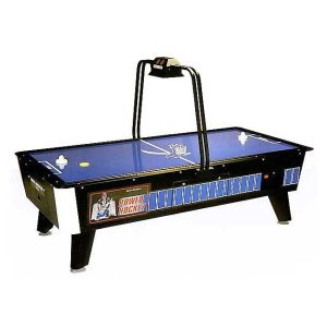 Coin Operated Air Hockey Table Games