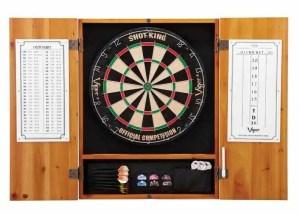 Dart Board Cabinets - Dart Backboards | moneymachines.com