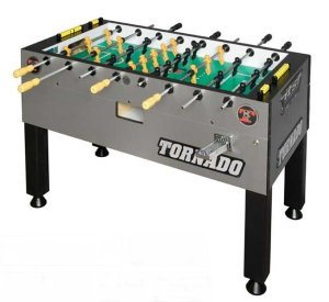 Foosball Game Tables and Accessories | moneymachines.com