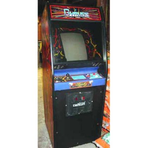 Gyruss Arcade Game | moneymachines.com