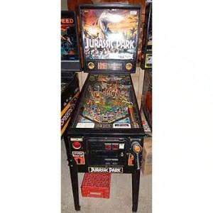 Jurassic Park Pinball | moneymachines.com