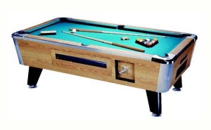 Pool Tables and Billiard Tables   moneymachines.com