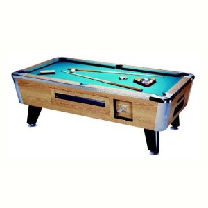 Great American Recreation Coin Operated Commercial Pool Tables