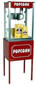 Thrifty Pop Popcorn Machine | moneymachines.com
