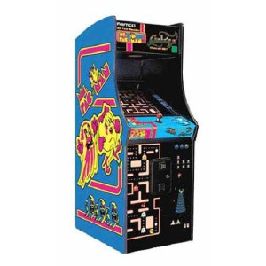 Ms Pacman Galaga Combo Games