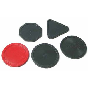 2 1/2 Inch Air Hockey Puck Set | moneymachines.com