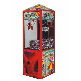 Carnival Glow Candy And Toy Crane Machine | moneymachines.com