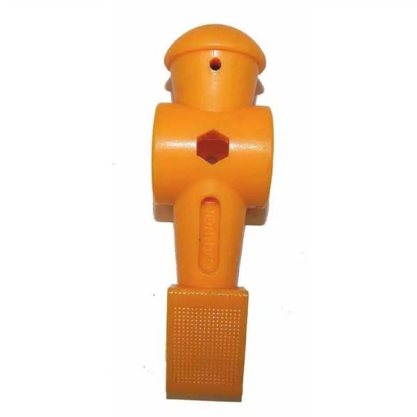 Carrom Premium Yellow Man Rear | moneymachines.com