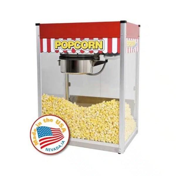 Classic Pop 20 Ounce Popcorn Machine | moneymachines.com