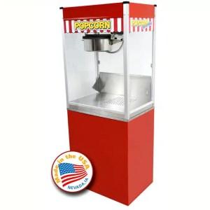Classic Pop 20 Ounce Popcorn Machine With Stand Combo | moneymachines.com