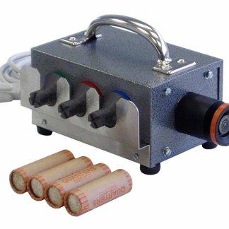 Klopp CR4 Electric Coin Tube Crimper Machine | moneymachines.com