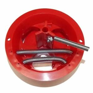 Gumball and Jawbreaker Vending Wheel, Riser, Brush Set For Oak Vending Machines | moneymachines.com