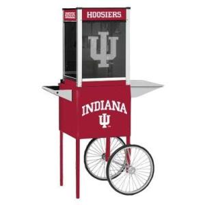 Indiana NCAA College Logo Popcorn Machine | moneymachines.com
