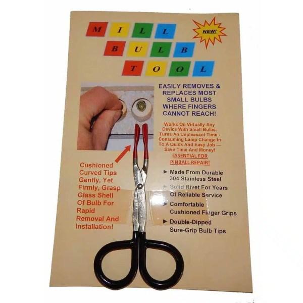 Mill Pinball Light Bulb Removal Tool | moneymachines.com