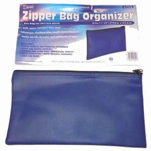 Money Zipper Bag Organizer | moneymachines.com