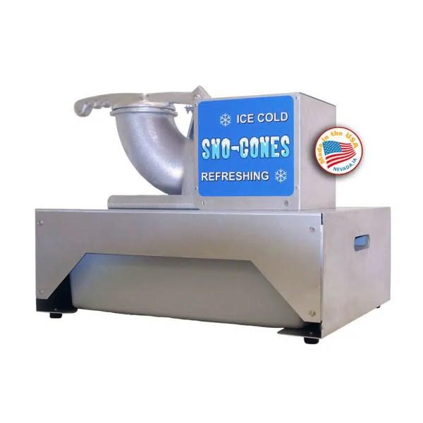 Paragon Port-A-Blast Snow Cone Machine 6133510 | moneymachines.com