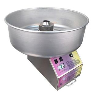 Paragon Spin Magic 5 Cotton Candy Machine with Metal Bowl | moneymachines.com