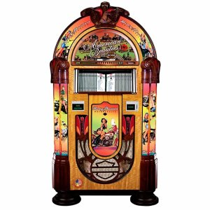 Rock-Ola Harley Davidson American Beauty CD Jukebox | moneymachines.com