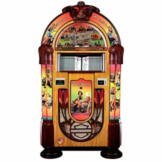 Rock-Ola Harley Davidson American Beauty CD Jukebox | moneymachines.com